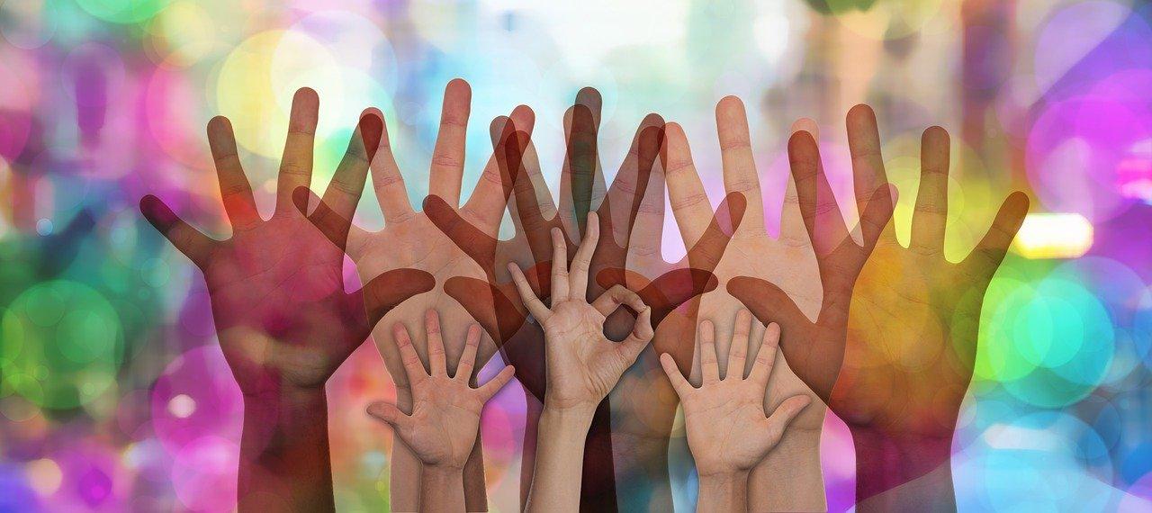 Alle handjes zijn waardevol voor een betere wereld